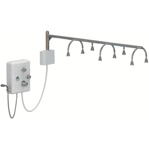 TouchAmerica Hydrokinetic Vichy Shower 22003-0100 / 22003-0200