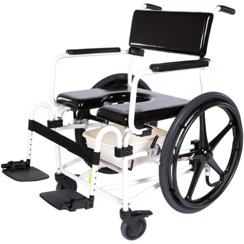 ActiveAid 600 Rehab Shower / Commode Chair - General Medtech