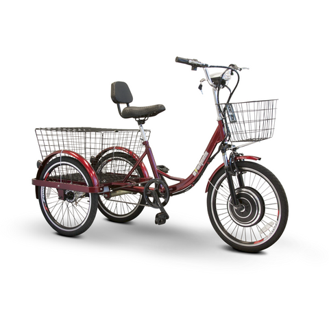 EWheels EW-29 3 Wheel Electric Bike Scooter