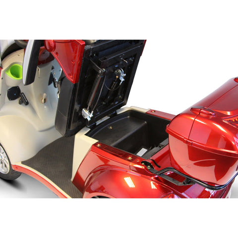 EWheels EW-52 Digital Dash 4 Wheel Mobility Scooter