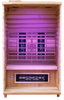 Image of Health Mate Enrich 2 Infrared Sauna HM-ASE-2-CD-CL
