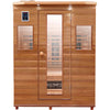 Image of Health Mate Enrich 3 Infrared Sauna HM-ASE-3-CD-CL - General Medtech