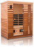 Image of Health Mate Renew 3 Infrared Sauna HM-BSE-3-BT-CL