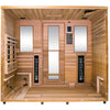 Image of Health Mate Therapy Lounge Infrared Sauna HM-NSE-5-CD-CL - General Medtech