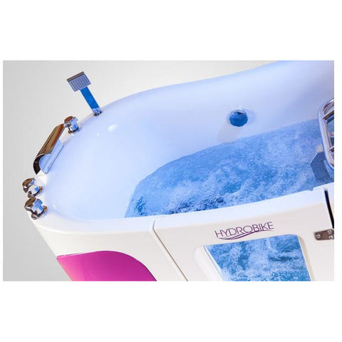 Vacuactivus HyrdoBike Hydrotherapy Exercise Bike - General Medtech