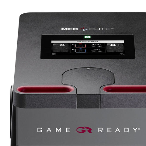 Game Ready MED4 Elite Multi-Modality Therapy Control Unit 13-2501