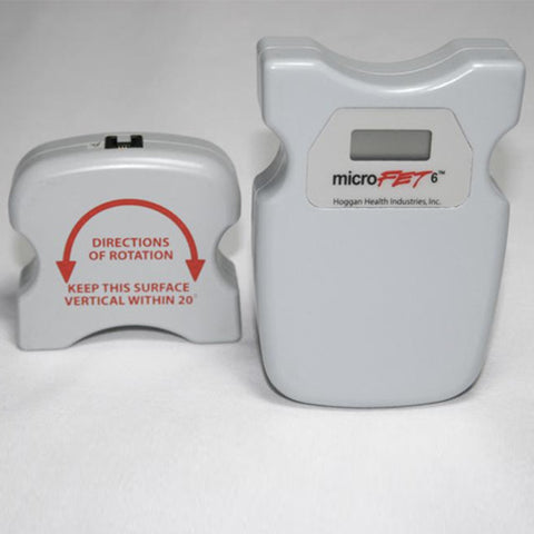 MicroFET microFET6 Wireless Dual Digital Inclinometer 12-0289W