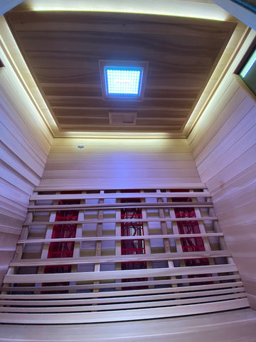 Health Mate Inspire 3 Smart Infrared Sauna HM-ESA-3-AP-CL