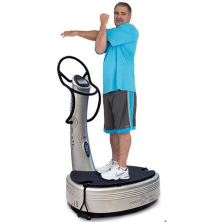 Power Plate Pro6+ Vibration Trainer