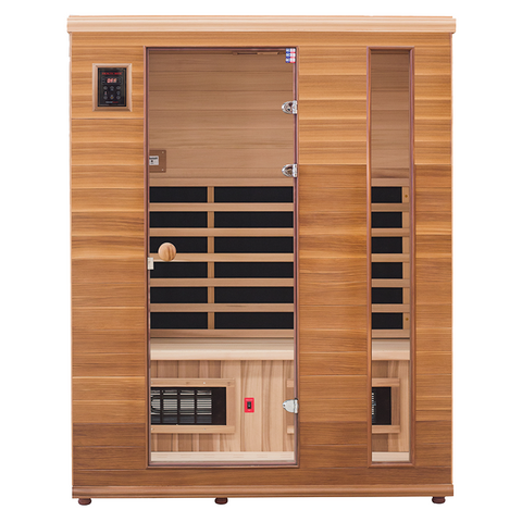 Health Mate Renew 3 Infrared Sauna HM-BSE-3-BT-CL - General Medtech