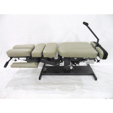 Accuflex Nova Manual Flexion Chiropractic Table