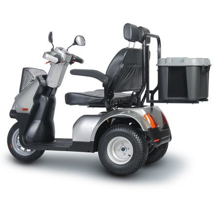 Afikim Afiscooter S3 Breeze 3 Wheel Mobility Scooter FTS3481