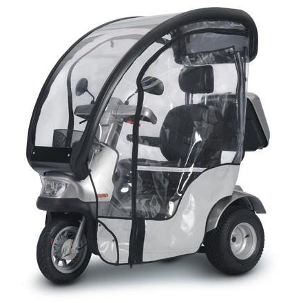 Afikim Afiscooter S3 Breeze 3 Wheel Mobility Scooter FTS3480 - General Medtech