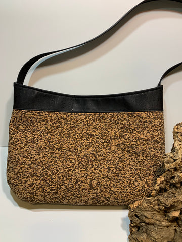 Speckled purse