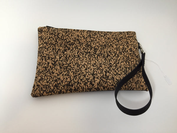 Wristlet Black Speckled