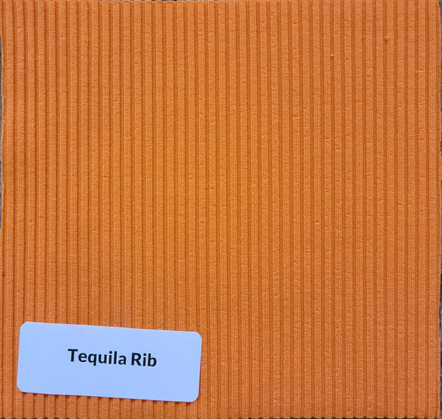 Tequila Ribbed Nylon Spandex Swimsuit Fabric