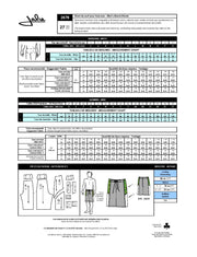 Boardshorts Sewing Pattern by Jalie