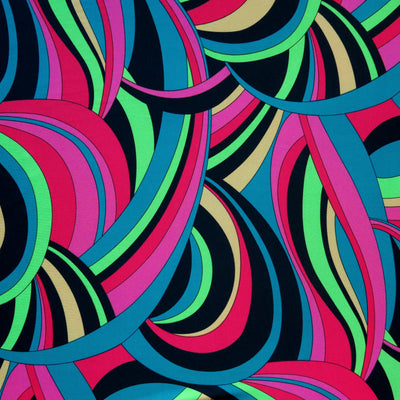 Aquarius Nylon Spandex Swimsuit Fabric