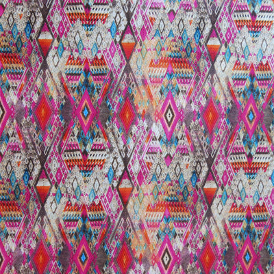 Aztec Sun Nylon Spandex Swimsuit Fabric
