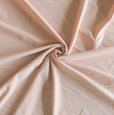 Blushing Peach Nylon Spandex Swimsuit Fabric