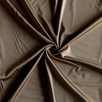 Brown Sugar Solid Nylon Spandex Tricot Specialty Swimsuit Fabric