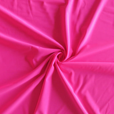 Candy Pink Nylon Spandex Swimsuit Fabric