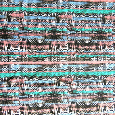 Chaos Nylon Spandex Swimsuit Fabric