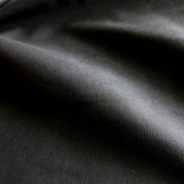 Charcoal Grey Textured Microfiber Boardshort Fabric