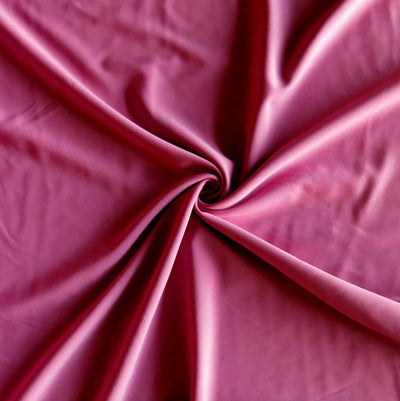Chateau Rose Stretch Woven Fabric