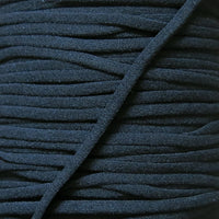 4mm Wide Black Soft Stretch Mask String
