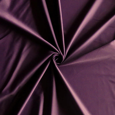 Dark Mulberry Nylon Spandex Swimsuit Fabric