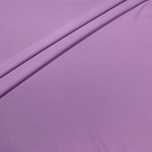 Endurance Orchid Mist Repreve Recycled Polyester Spandex Knit Fabric