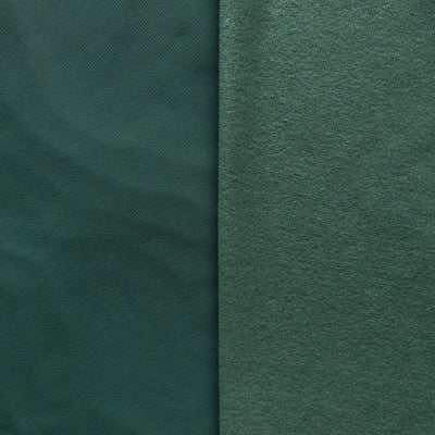 Evergreen Nailhead Powerstretch Brushed Jersey Knit Fabric
