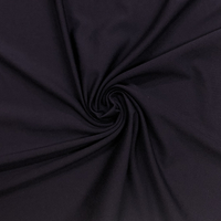 Navy Flex Nylon Spandex Athletic Knit Fabric