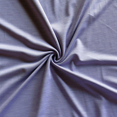 Lavender Dry Flex Marl Poly Spandex Jersey Knit Fabric