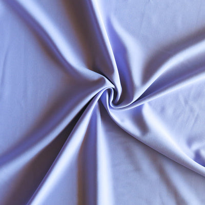 Light Purple Stretch Woven Fabric
