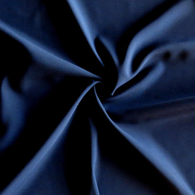 Midnight Blue Microfiber Boardshort Fabric
