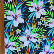 Neon Paradise Nylon Spandex Swimsuit Fabric