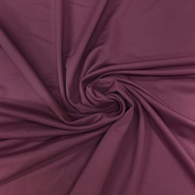 Olympus Deep Pomegranate Poly Spandex Athletic Jersey Knit Fabric