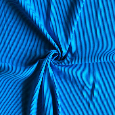 Pacific Ribbed Nylon Spandex Swimsuit Fabric