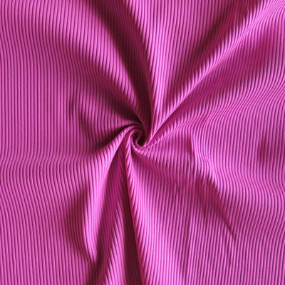 Paradise Ribbed Nylon Spandex Swimsuit Fabric