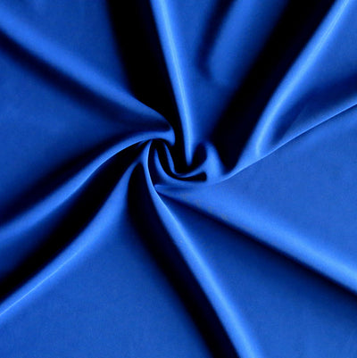 Royal Blue Stretch Woven Fabric