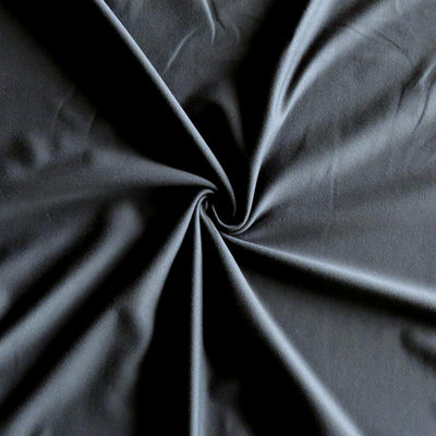 Splendid Graphite Poly Lycra Jersey Knit Fabric