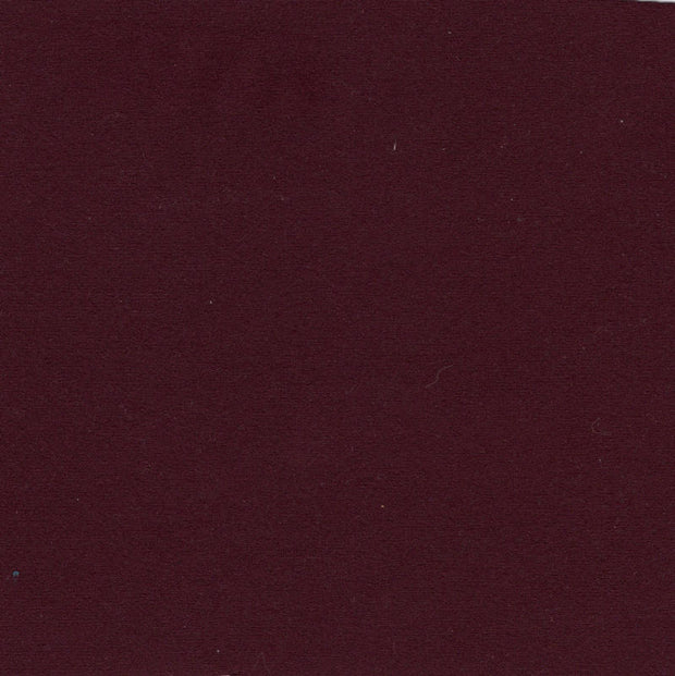 Splendid Merlot Sueded Poly Lycra Jersey Knit Fabric