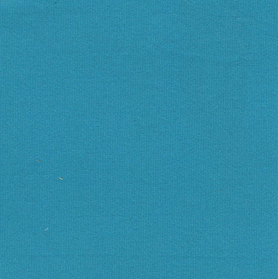 Splendid Turquoise Poly Lycra Jersey Knit Fabric