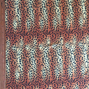 Wild Cheetah Nylon Spandex Swimsuit Fabric