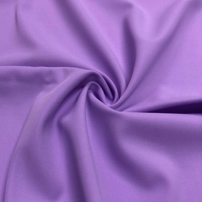 Wisteria Purple Kira Nylon Spandex Swimsuit Fabric
