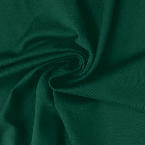 Zen Botanical Green Nylon Spandex Athletic Jersey Knit Fabric