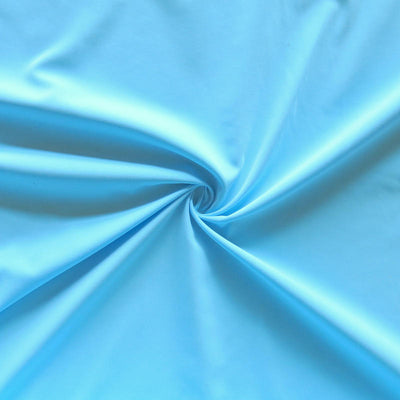 Aqua Blue Microfiber Boardshort Fabric