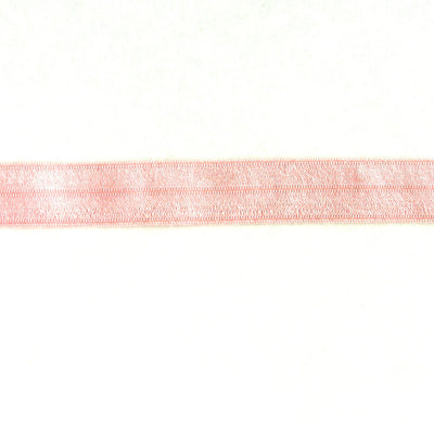 Light Pink Fold Over Elastic Trim